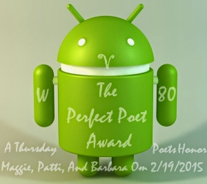 Week 80 the perfect poet award